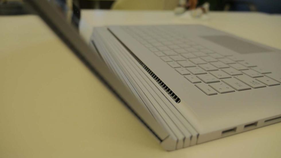 Análisis Surface Book 2
