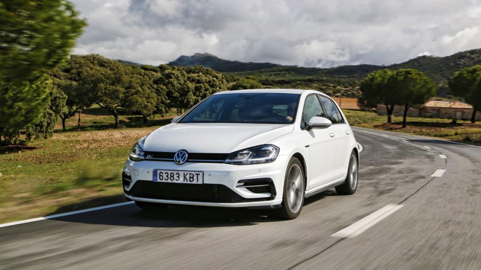 Prueba Volkswagen Golf 1.5 TSI EVO