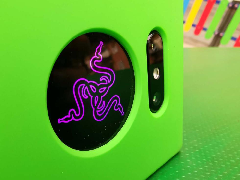 Razer Phone 2 Análisis detalles