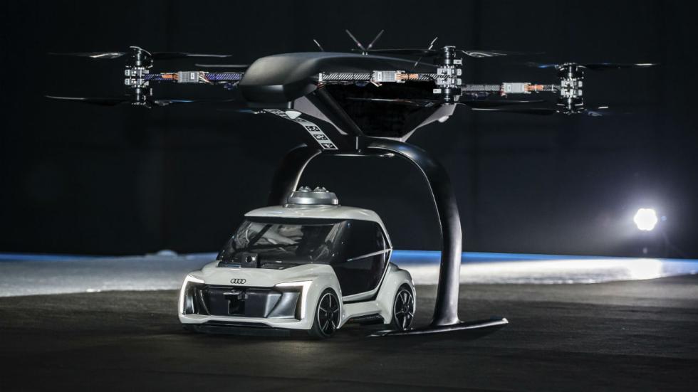 Aerotaxi Audi