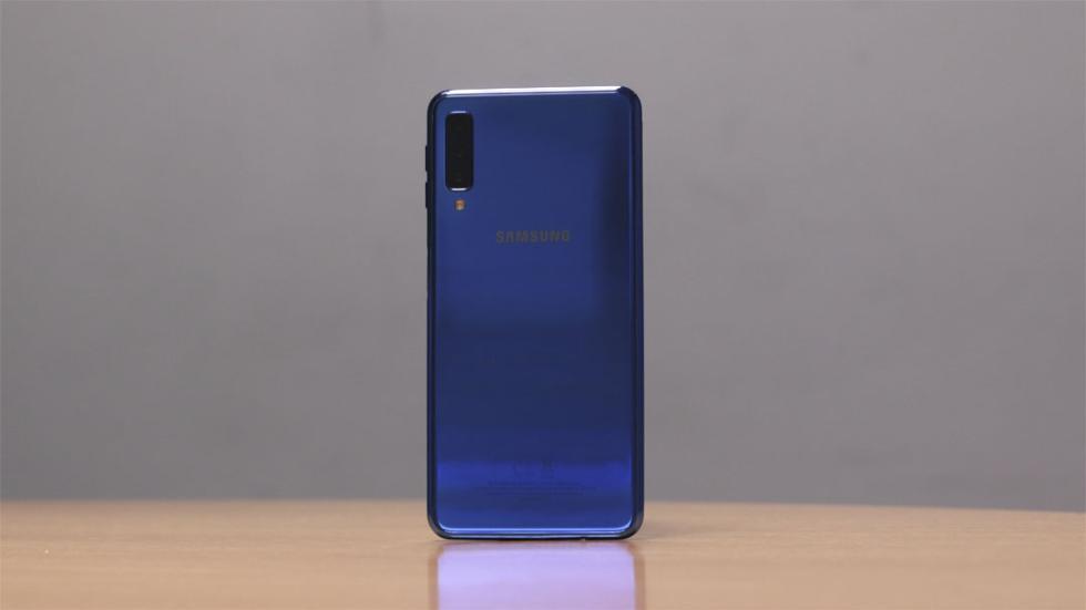 Opiniones tras probar el Samsung Galaxy A7 (2018)