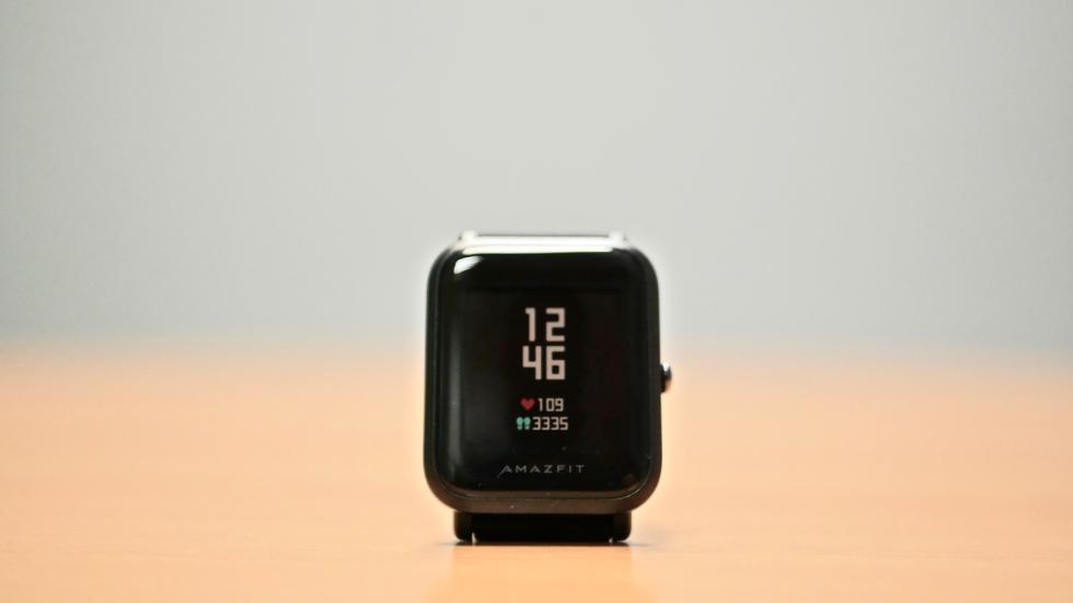 Diseño del Xiaomi Amazfit Bip