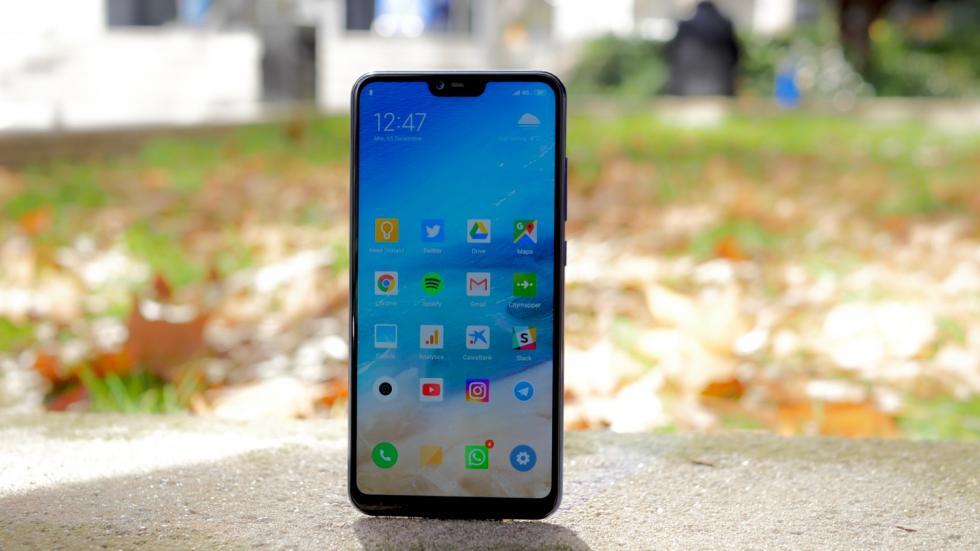 Fotos del diseño del Xiaomi Mi 8 Lite