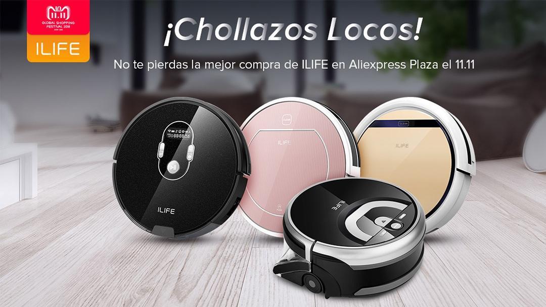 iLife en el 11.11 Día Mundial del Shopping 2018 de AliExpress