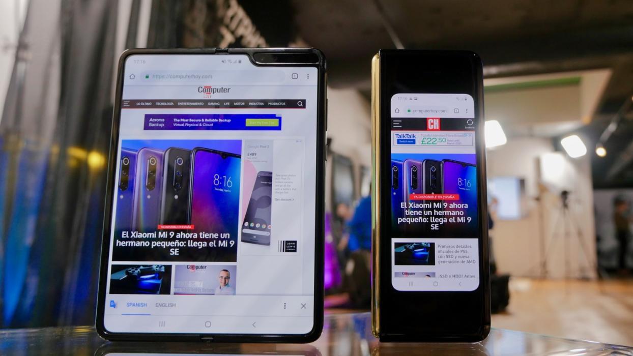 e9a41f93f4d Diario Tecnología - El Samsung Galaxy Fold se retrasa de manera ...