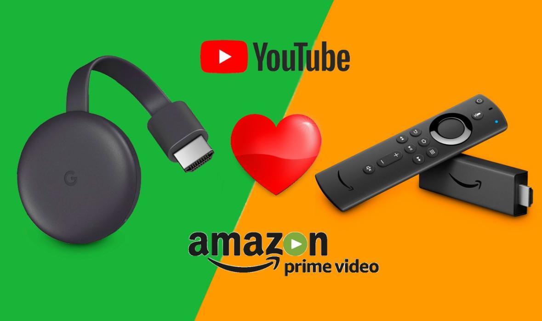 YouTube y Chromecast